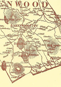 Map from 1858