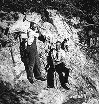 Shavey Heath Quarry c. 1900