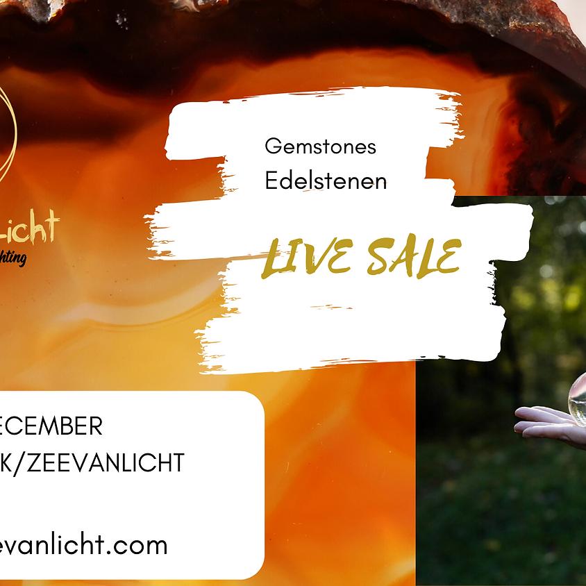 Live sale op Facebook.comzeevanlicht