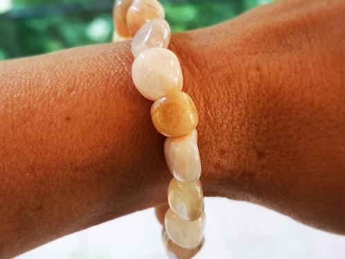 Maansteen armband