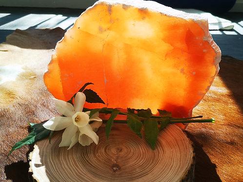 Seleniet oranje ruw