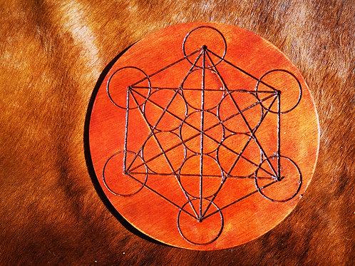 Metratron kubus