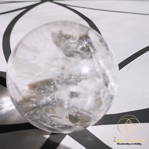 Bergkristal bol