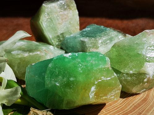 Calciet Smaragd groen