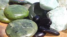 Jade, Obsidiaan, Larimar RvdA