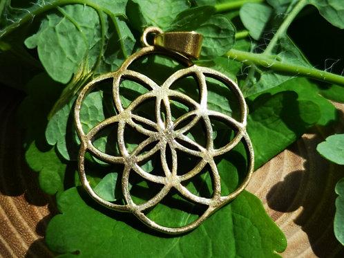 Seed of life hanger