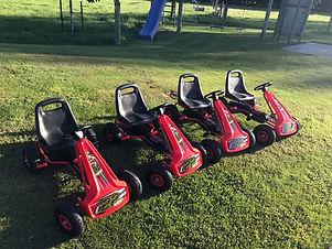 FunHQ Pedal Carts