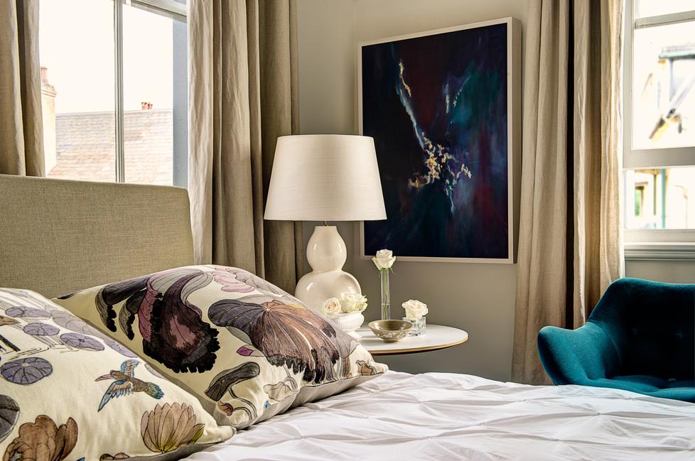 Sleeping Spaces - Karen Akers