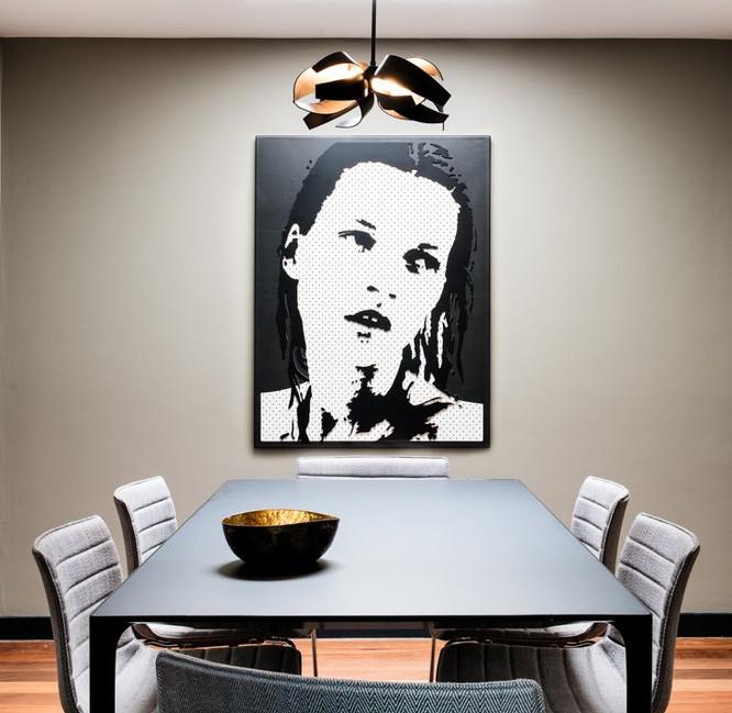 Eating Spaces - Karen Akers