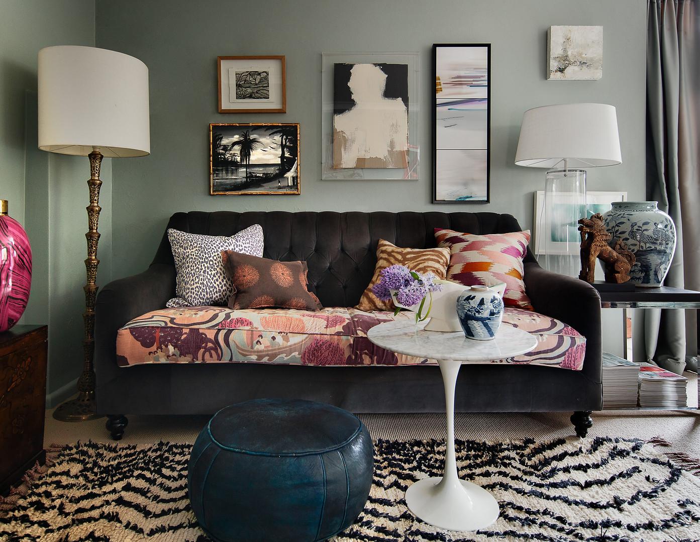 Living Spaces - Karen Akers