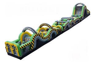 FunHQ Mega Obstacle Course