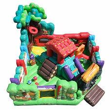 FunHQ Backyard Treehouse