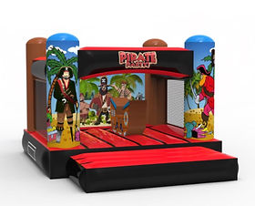 FunHQ Pirate Bouncy Castle
