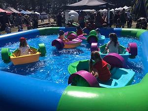 FunHQ Paddle Boats & Pool