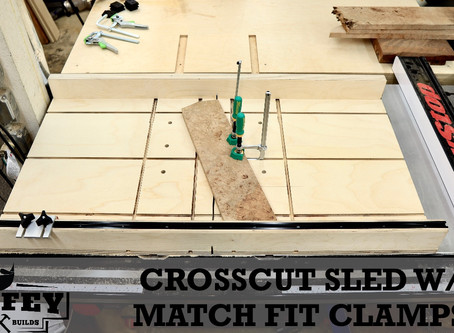 My Full Crosscut Video is LIVE!