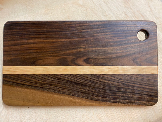Raffle Cutting Board