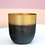 Thumbnail: Brushed Gold Metal Pot 5""
