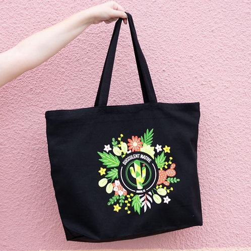 Succulent Native Tote Bag
