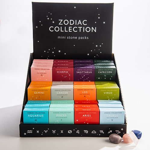 Zodiac Mini Stone Pack
