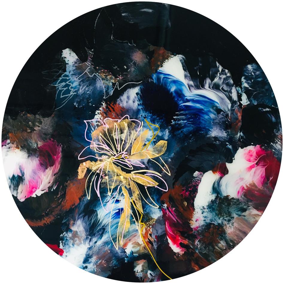 Dark Blooms II