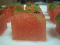 1 Watermellon Amuse