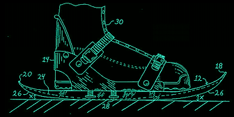 Avatar Snowskates Patent Drawing - Figure 4