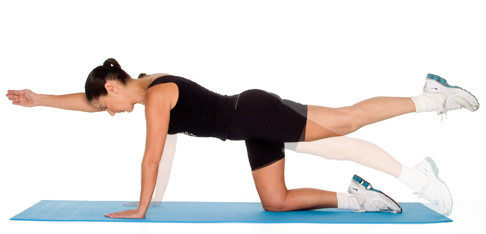 Train for the 'weakest link' and put yourPelvic Floor first.