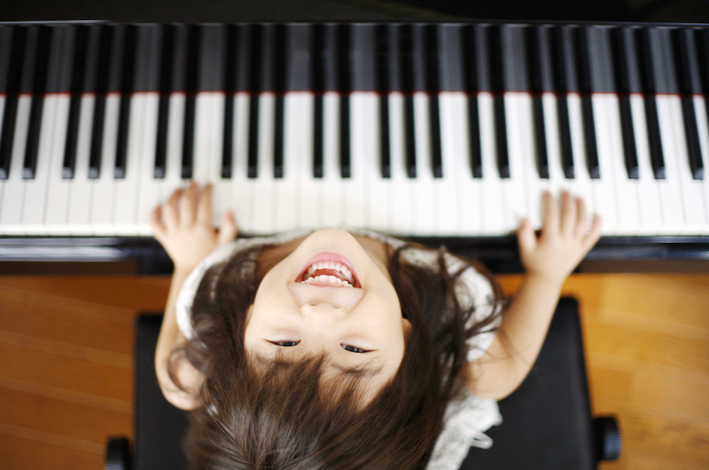 Piano Lessons for Children at Elena Cornes Children's Piano School