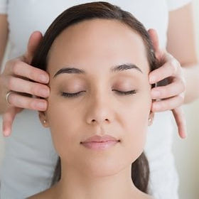 Eastbourne Clinic of Natural Medicine Indian Head Massage