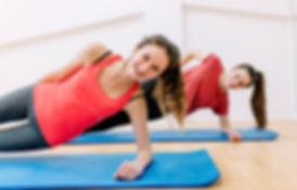 Foundation (Beginners) Pilates