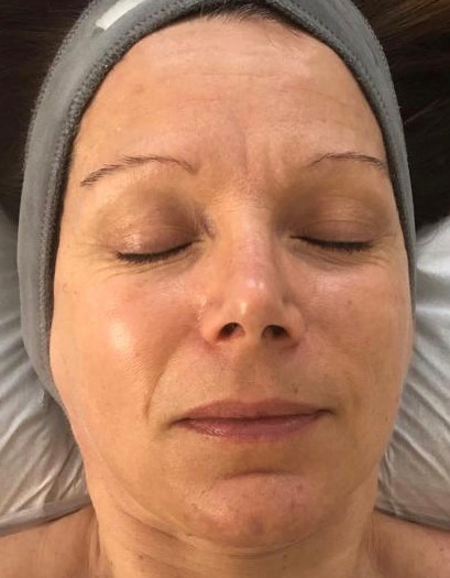 During Skin Radiance 'So Pure' Organic Facial
