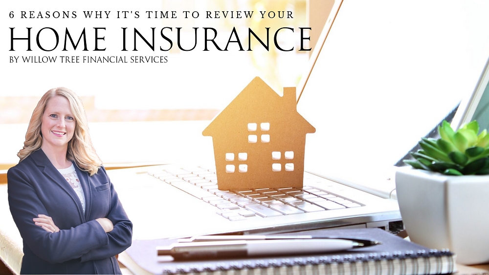 6 Reasons Why It's Time To Review Your Home Insurance By Rachael Panteney