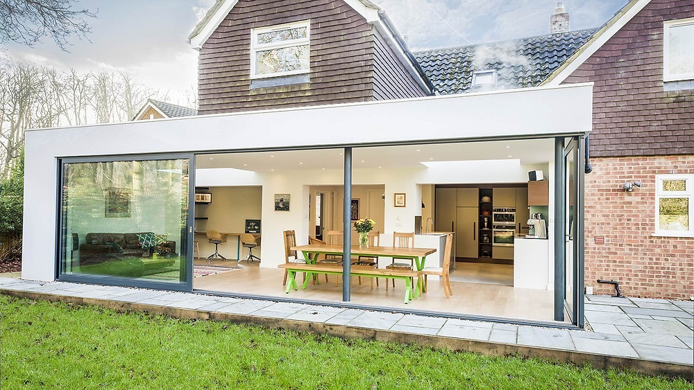 Have you added an extension or carried out home improvements?