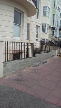 Cast Iron Restoration Project Brighton