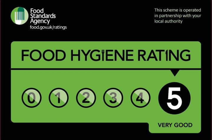 Bay Tree Foods have a Food Hygiene Rating of 5