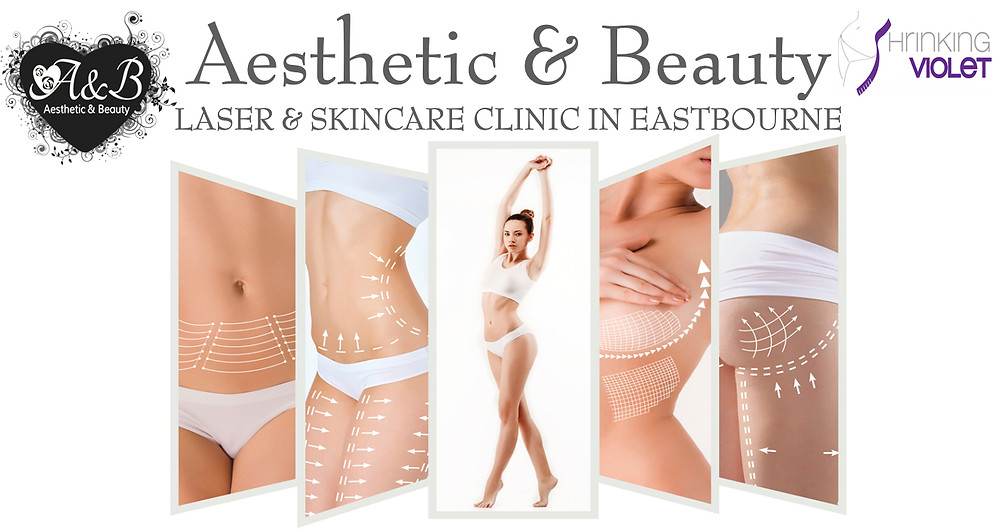 Shrinking Violet Inch Loss Body Wrap at Aesthetic & Beauty in Eastbourne