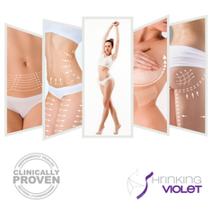 Shrinking Violet Body Wrap at Aesthetic & Beauty in Eastbourne