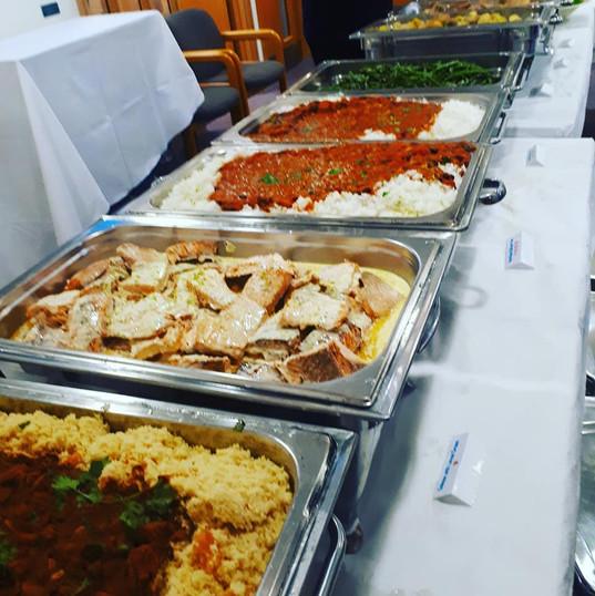 Bay Tree Foods Hot Fork Buffets