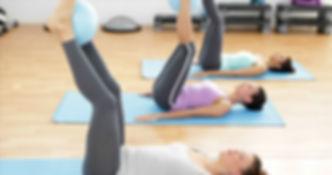 Improver + Pilates