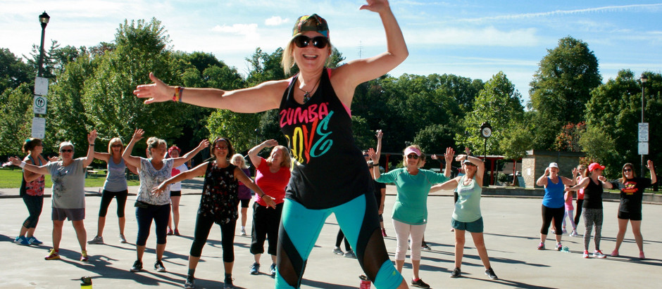Pix of our FUN Outdoor CLASS! See here