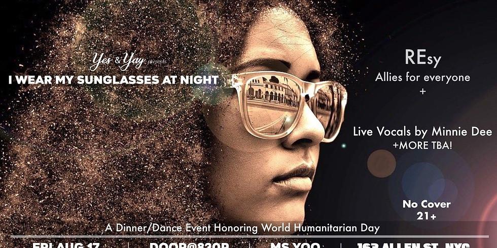 Minnie Dee - Honoring World Humanitarian Day