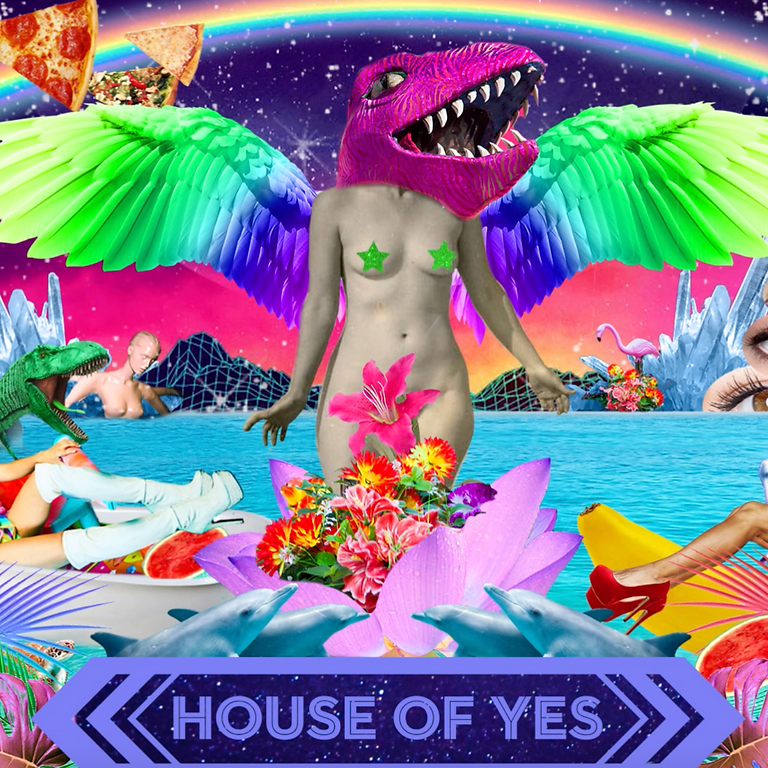 """House of Yes - """"Seize the Day"""" Party"""