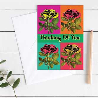 Thinking of You Card - Item # TOY10324 (set of 3)