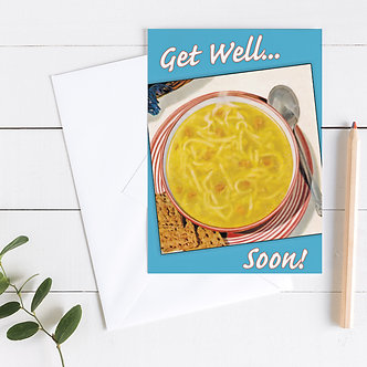Get Well Item # G10263 (set of 3)