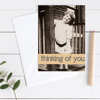 Thinking of You Card - Item # TOY10322 (set of 3)