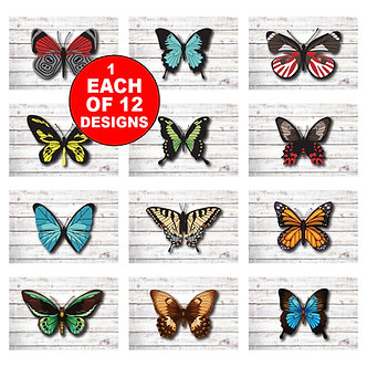 Note Card Sets - Item # NOTE041  (set of 12)