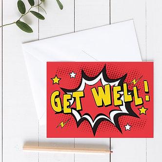 Get Well Item # G10317 (set of 3)