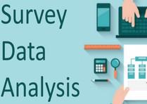 Survey data analysis - take care!