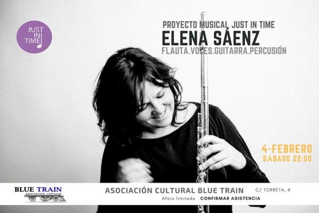 Concierto en Asociación Cultural Blue Train, Febrero 2017