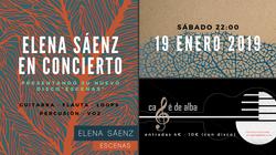 Café de Alba, 2019